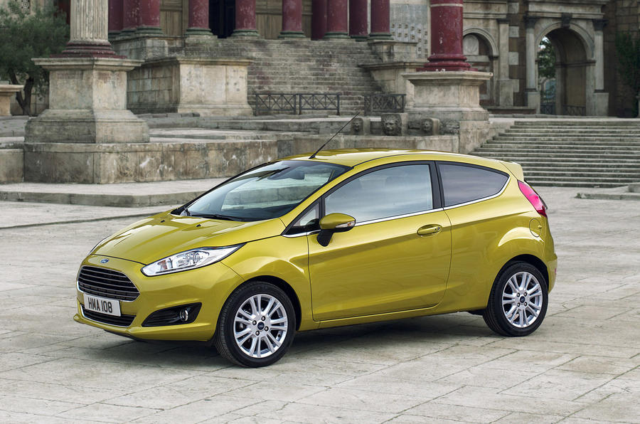 Ford Fiesta Ecoboost Ps
