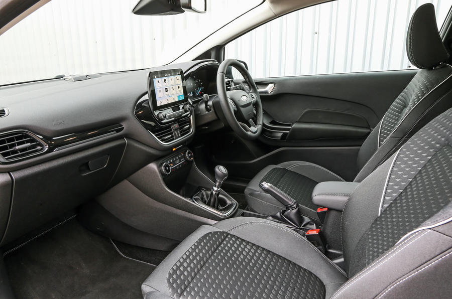 Awesome ... Ford Fiesta Interior ...