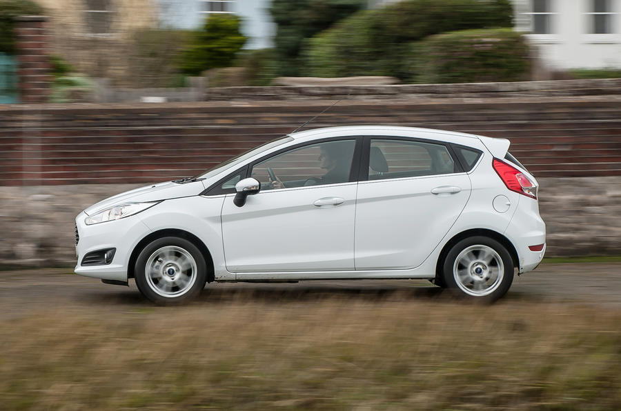 Ford Fiesta   Zetec First Drive Review