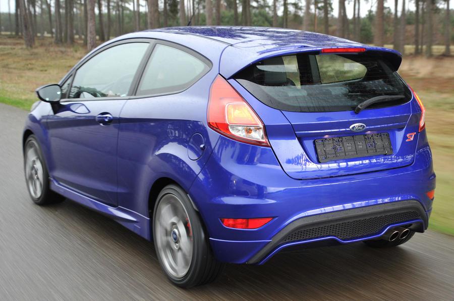 137mph Ford Fiesta ST