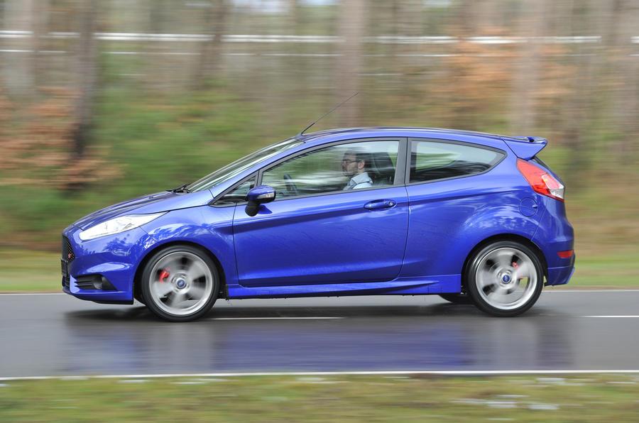 £17,000  Ford Fiesta ST