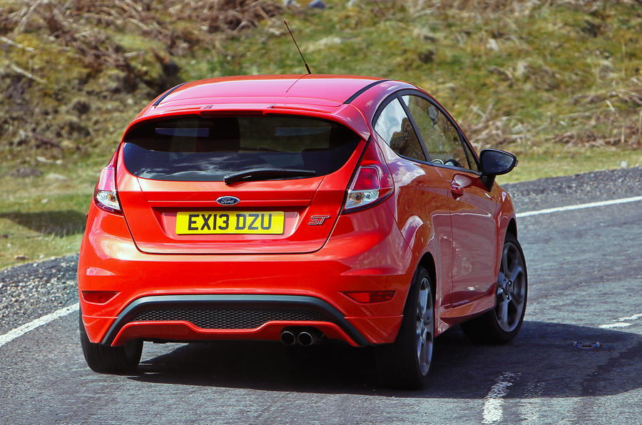 Ford Fiesta St 2012 2017 Review 2019 Autocar