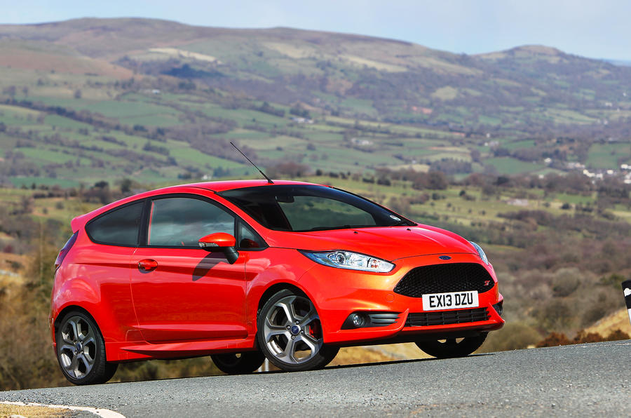 4.5 star Ford Fiesta ST