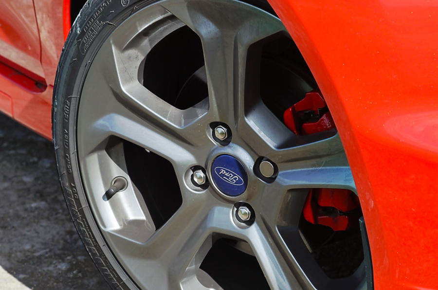 Rado Grey Fiesta ST alloys