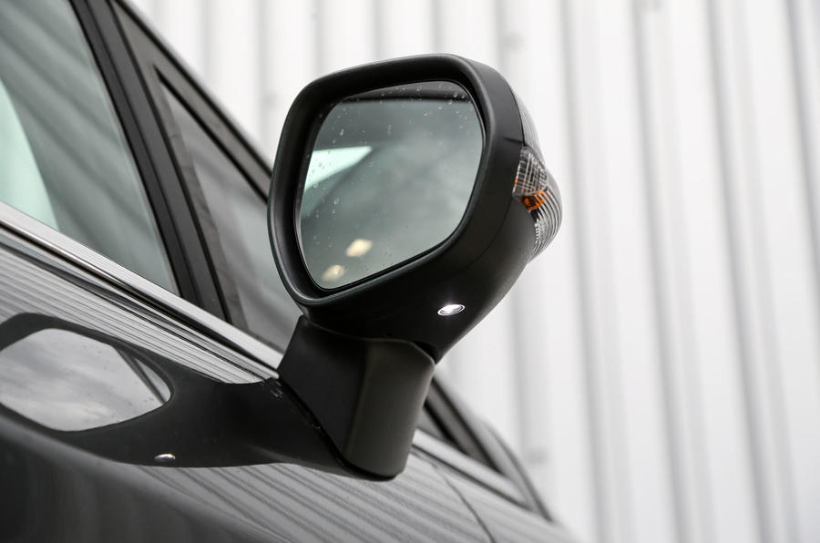 Ford Fiesta Wing Mirror