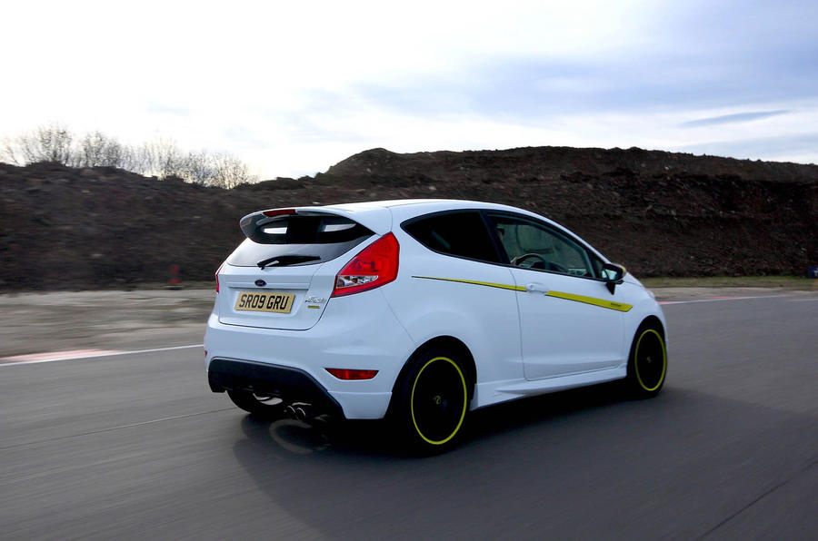 Ford Fiesta Zetec S Mountune 140 Review 2017 Autocar