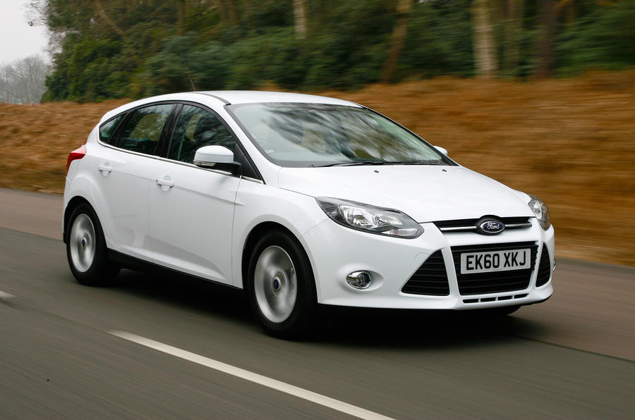 Ford Focus front quarter