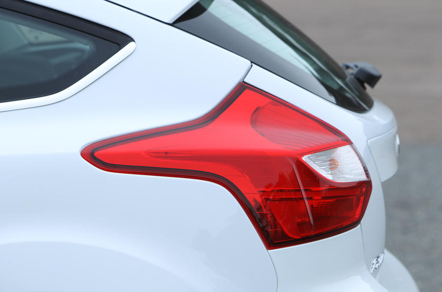 Ford Focus rear lights