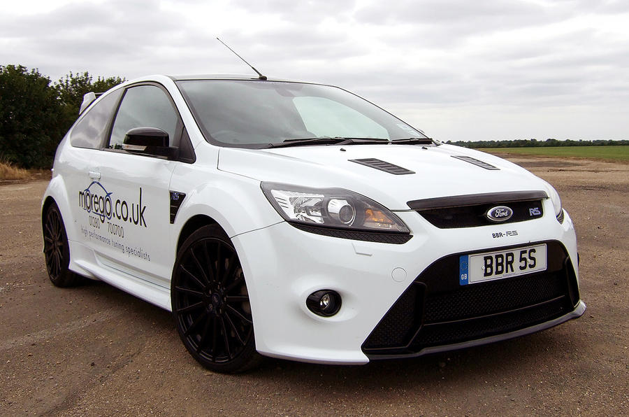 398bhp Ford Focus RS launched