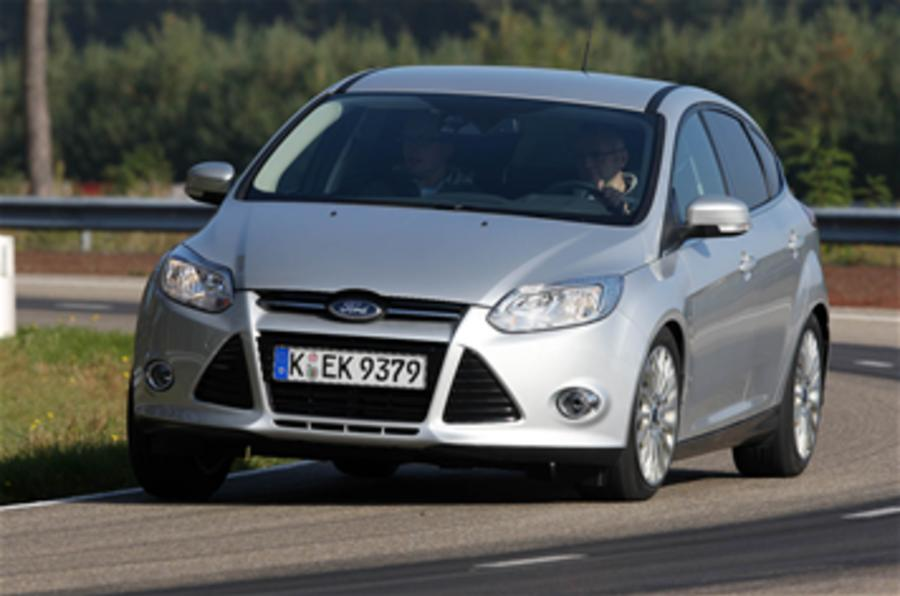 New Ford Focus from £15,995