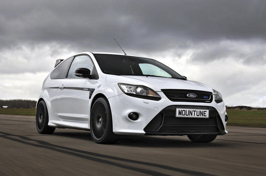 Mountune reveals its Focus RS