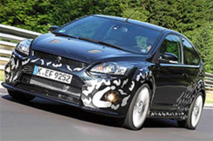 Update: Ford Focus RS