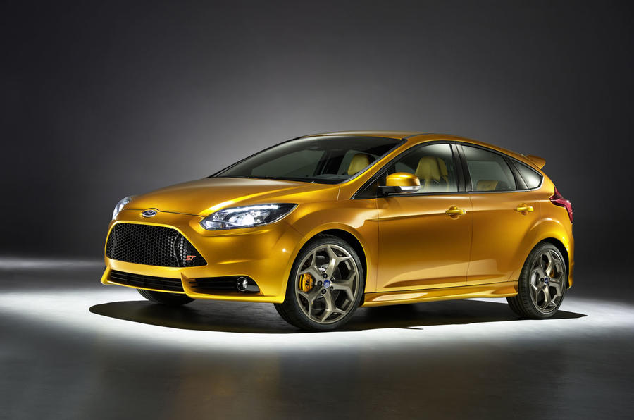 Ford rules out Focus coupé