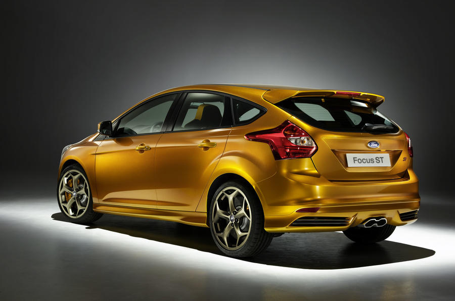 Ford Focus engine line-up revealed