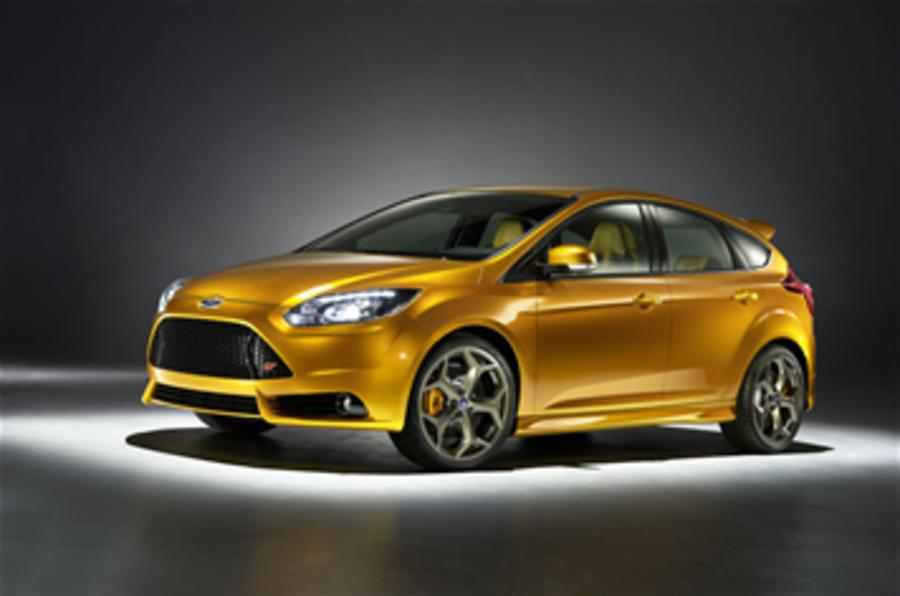 'Focus ST inspired by customers'