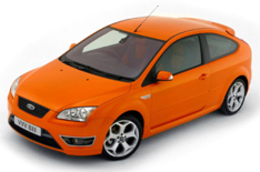 150mph Ford Focus ST for £17,495