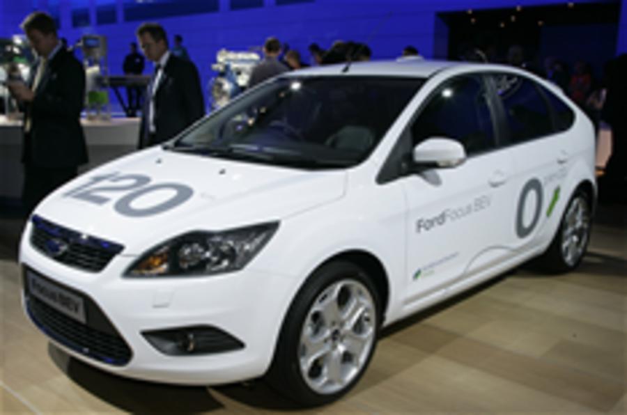 Frankfurt motor show: Ford Focus BEV