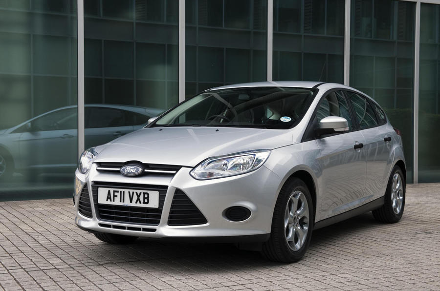 Ford confirms £14k Focus