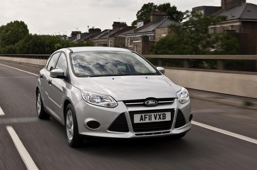 Ford confirms £14k Focus