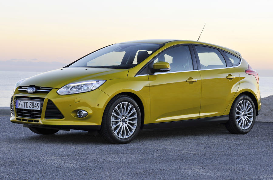 Ford targets Bluemotion range