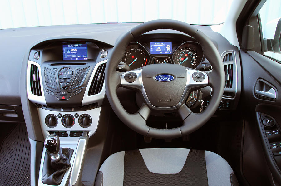 Ford Focus Dashboard