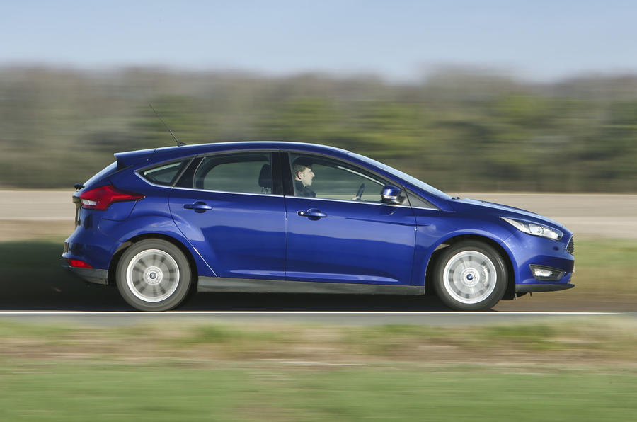 However, the Ford Focus isn't engaging to behind the wheel as a Mazda 3