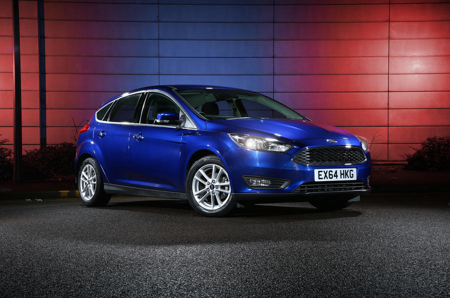 The 4 star Ford Focus