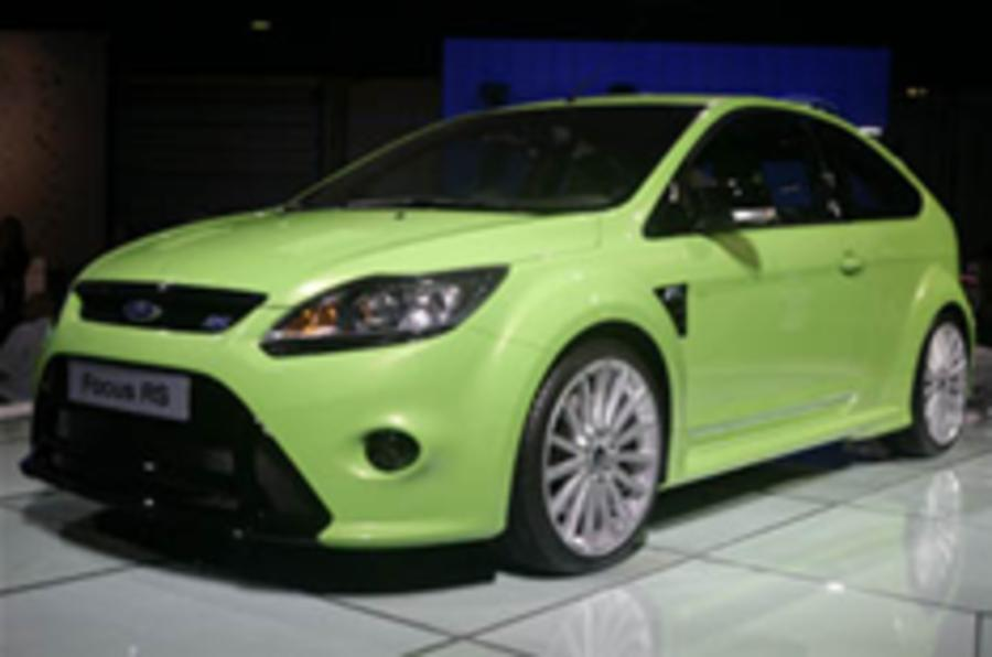 London show: Ford Focus RS