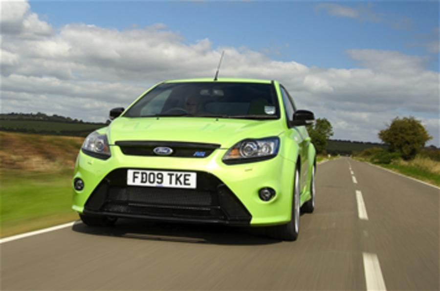 Ford Focus RS500 - first details