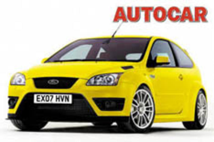 Ford plans hottest hatch of all
