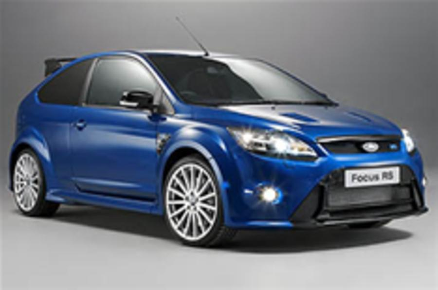 Full details: Ford Focus RS