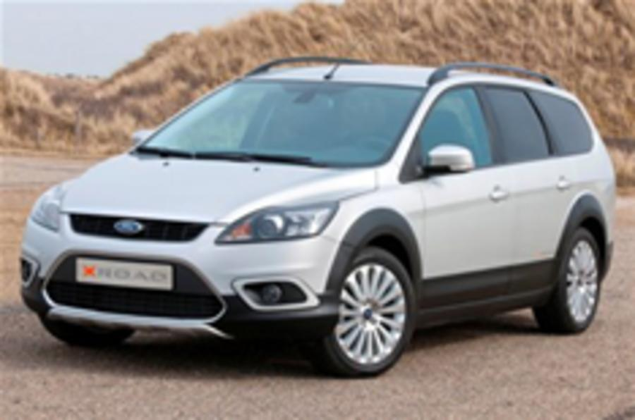Ford Focus X Road special edition