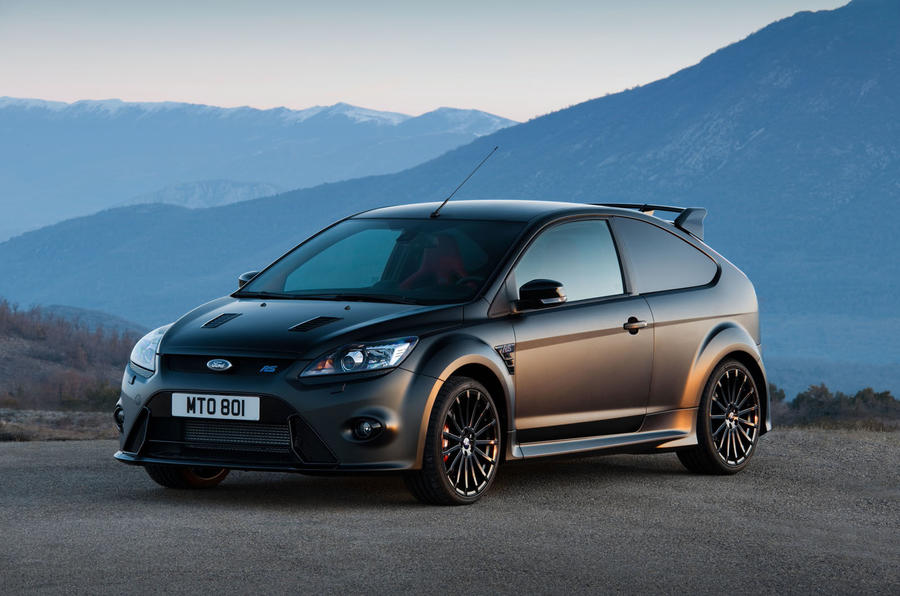 Ford Focus RS500 - new pics and video