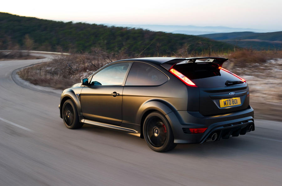Ford Focus RS500 revealed