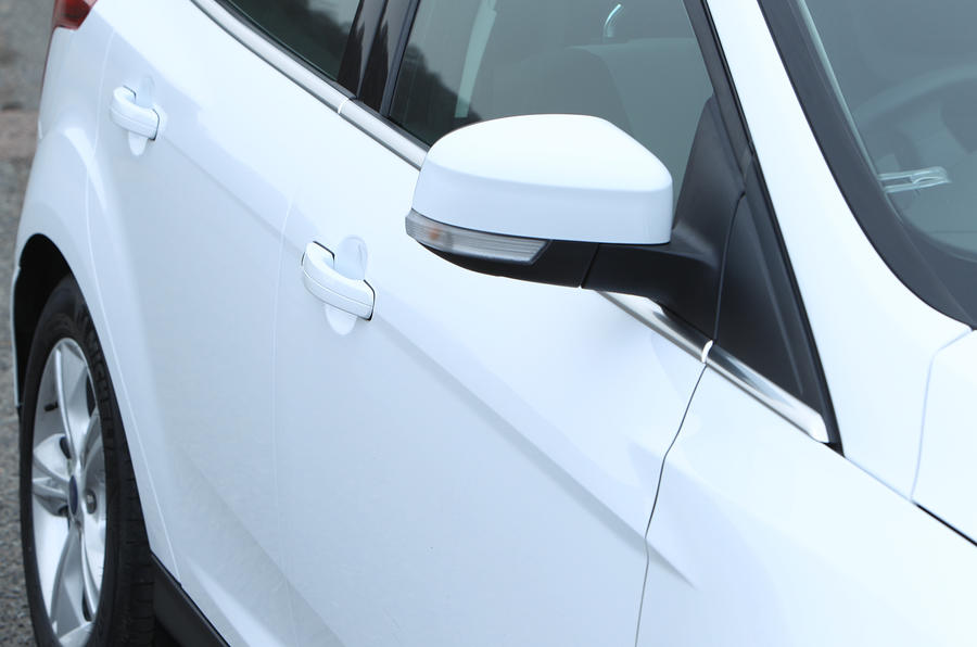Ford Focus wing mirror