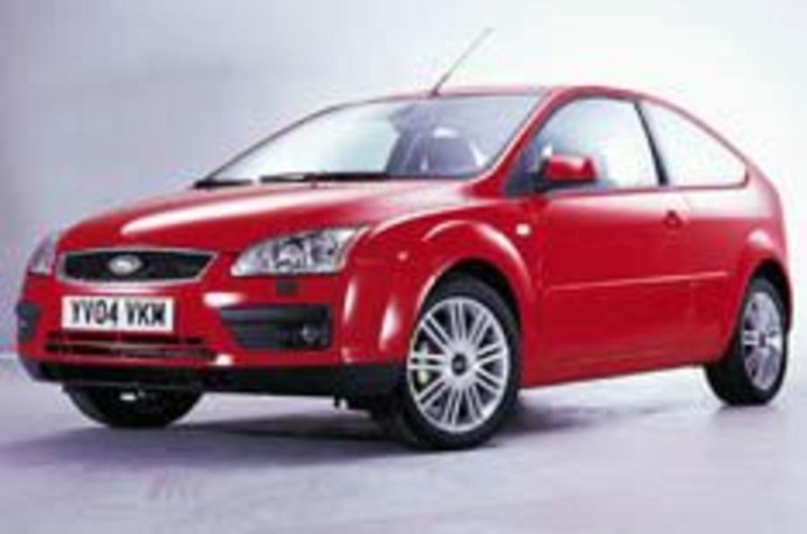 New Focus starts from £10k