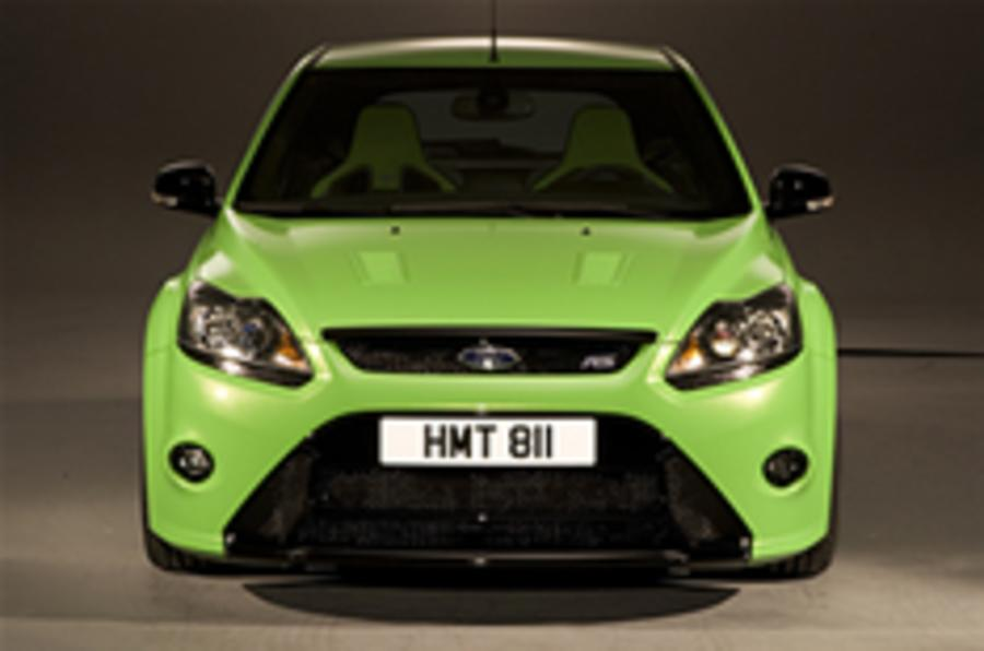 Under the skin of the Focus RS