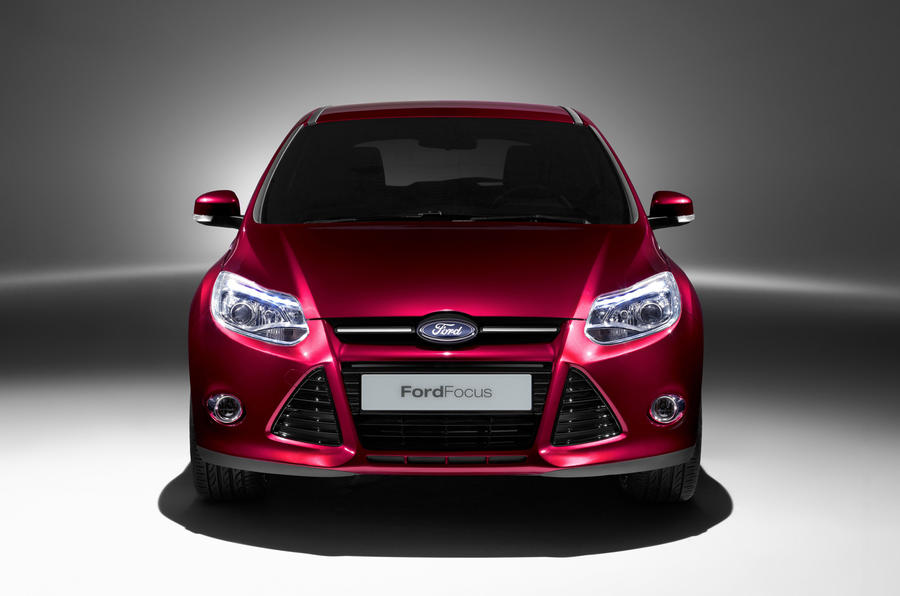 Ford Focus chief quits