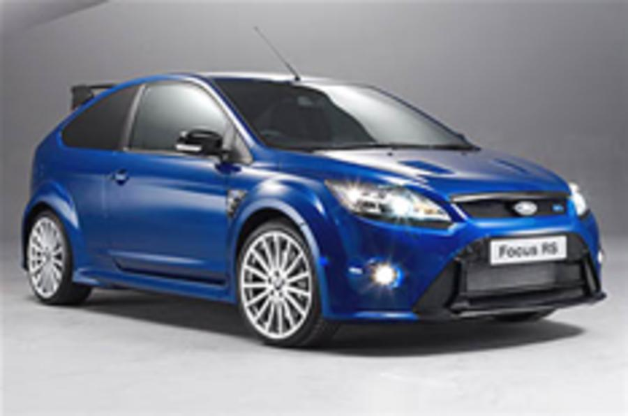Update: more Ford Focus RS pics