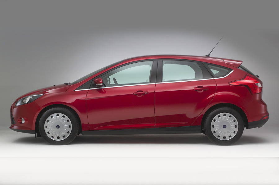 80mpg Ford Focus revealed
