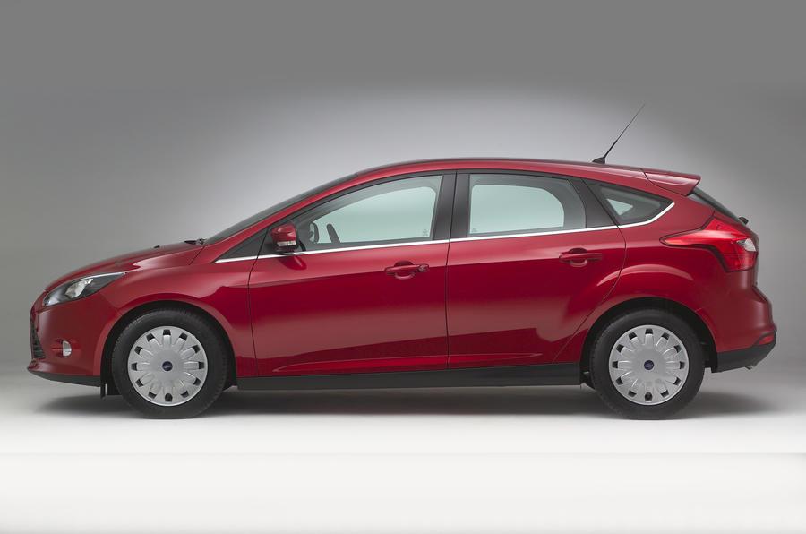 80mpg Ford Focus revealed