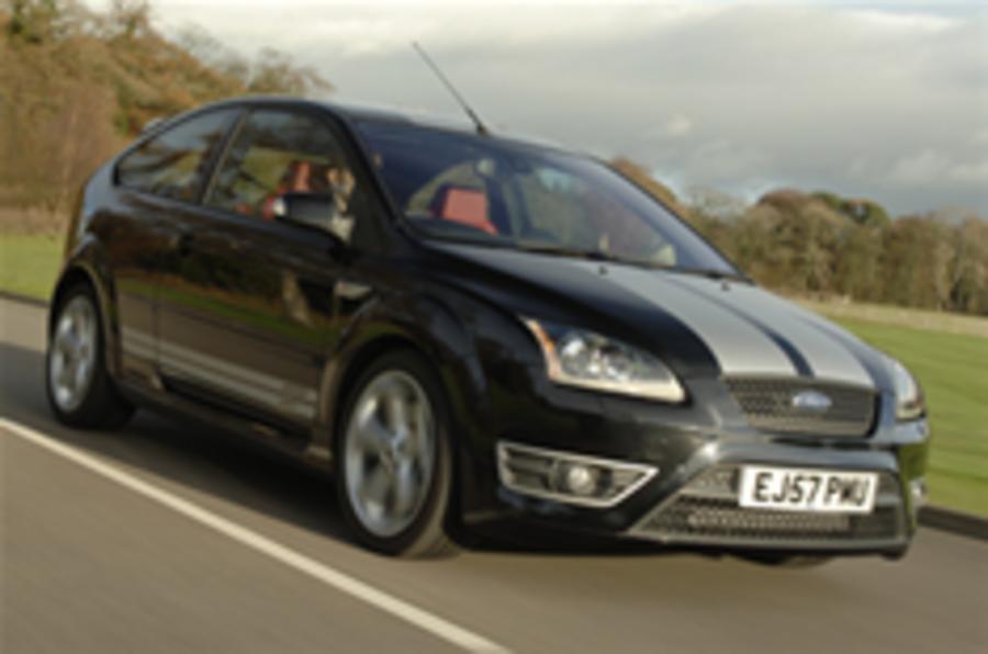 Ford announces limited run Focus ST500