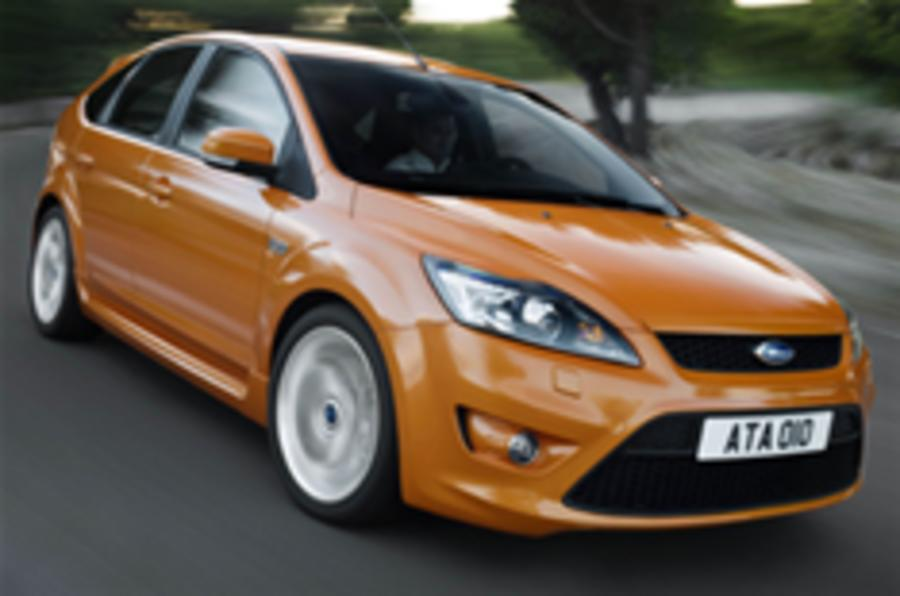 First pictures: new Ford Focus ST