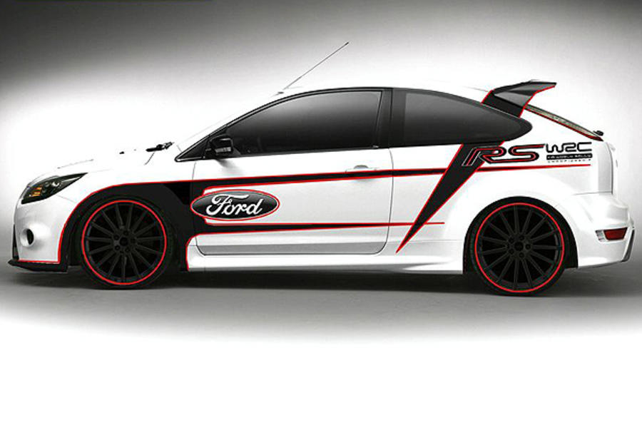 Geneva motor show: Ford Focus RS special