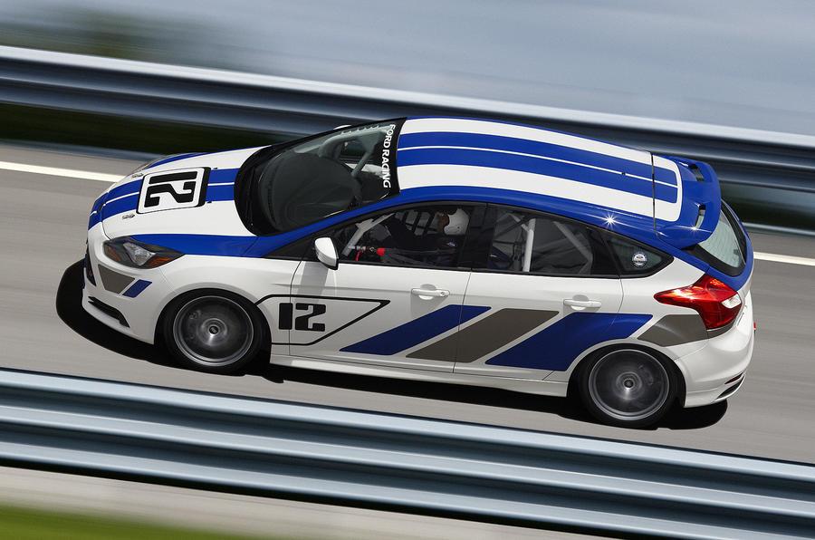 Frankfurt show: Ford Focus ST