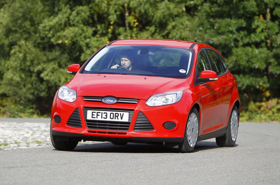 Технические характеристики Ford Focus II 1.8 TDCi (DB3 ...