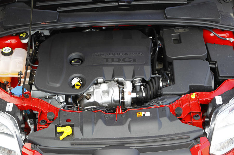 Ford Focus Econetic 1 6 Tdci First Drive