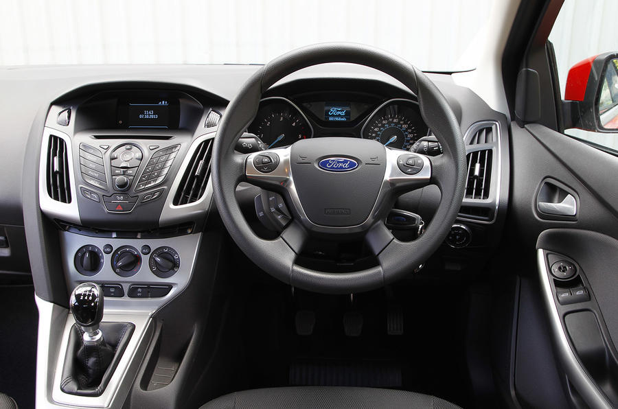 Ford Focus 1.6 TDCi first drive review