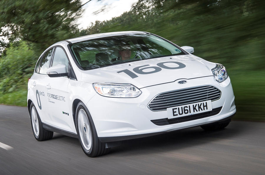 Ford Focus Electric priced at £33k