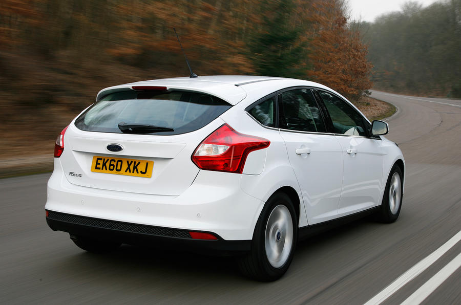 Ford Focus rear